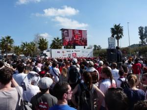 4L Trophy Jour 4 & 5 - Premiers pas de la 4L au Maroc (enfin !) p1160525-300x225